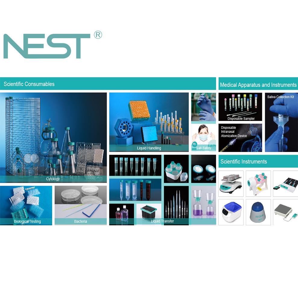 NEST [ Scientific Instrument, Scientific Consumables ]