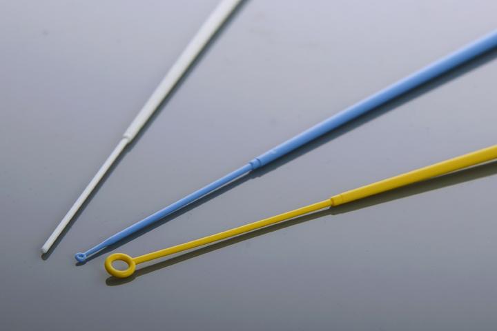 1uL Inoculating Loop, Blue, Individually Wrapped, Sterile