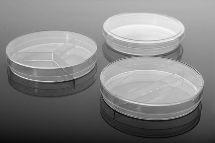 90 x 15 mm Petri Dish, Sterile