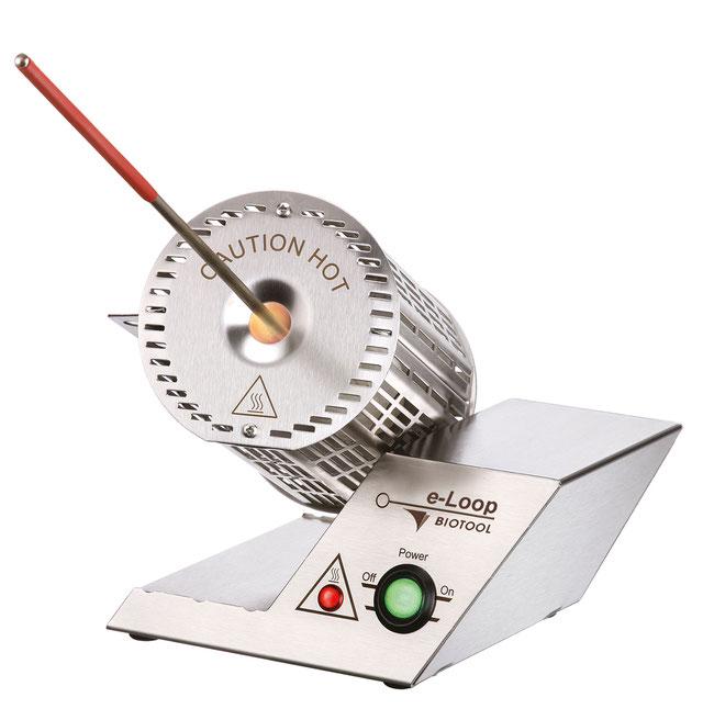 E-Loop Microincenerator