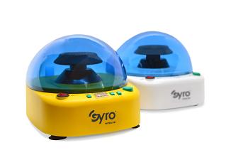 Gyro™ microcentrifuges